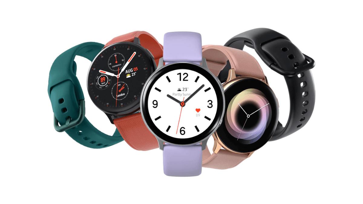 Smartwatch Samsung 1