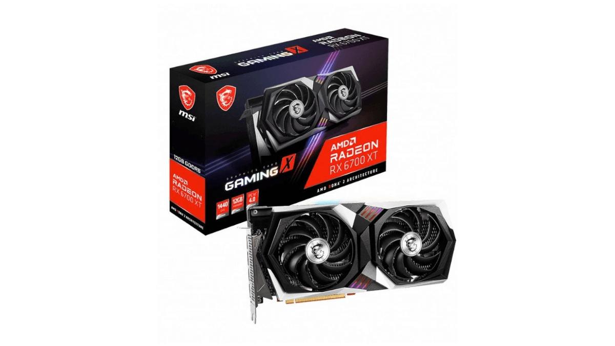 Radeon RX 6700 XT 2