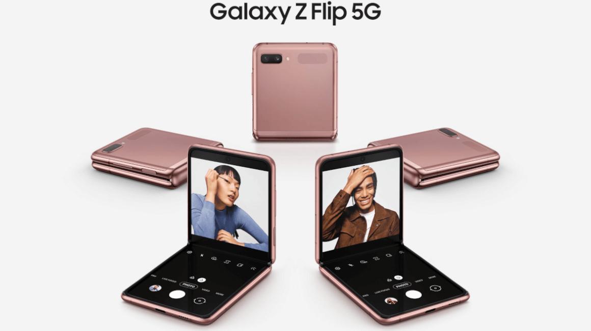 Samsung Galaxy Z Flip 5G 1