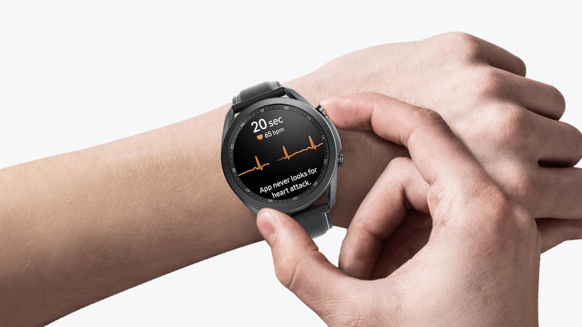 Samsung Galaxy Watch3 3