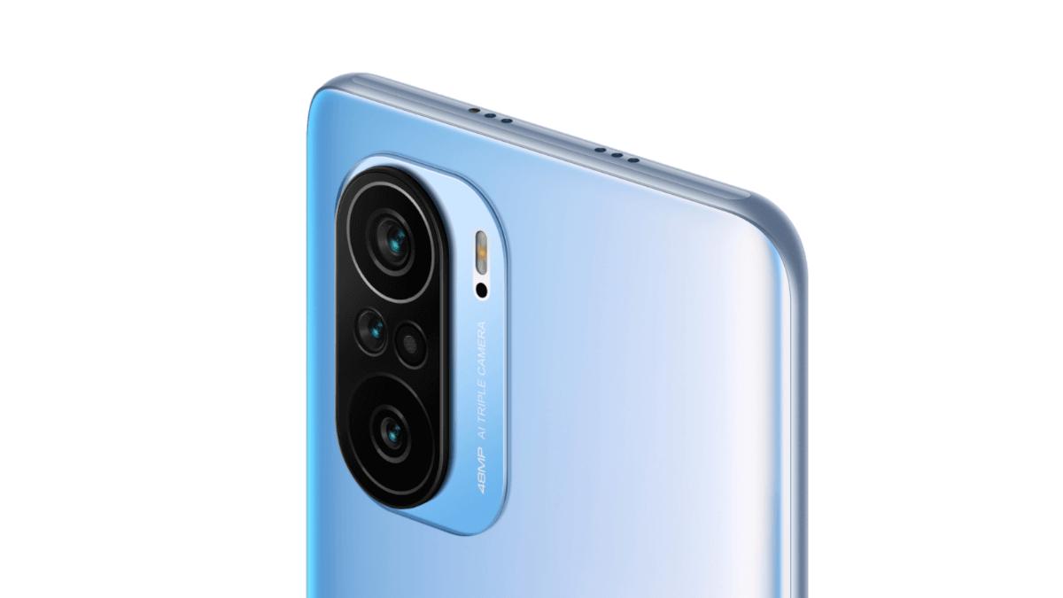 Xiaomi Redmi K40 2