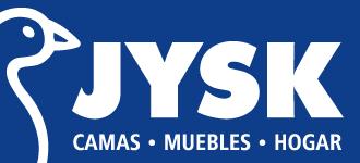 10€ de descuento en 75€ por suscribirte en la newsletter de JYSK