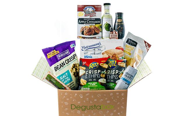 Código descuento DegustaBox