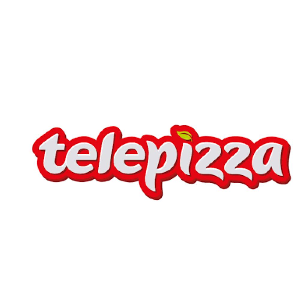 Refresco de 500 ml + 6 unidades de patatas gajo o aros de cebolla por 1 € en compras superiores a 7 € en Telepizza