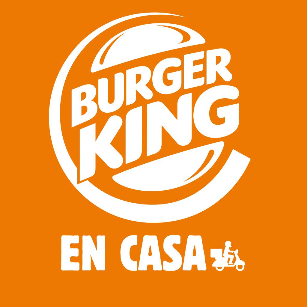 The King Bacon gratis al pedir a domicilio en el Burger King