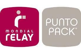 Descuento del 30% en envíos con Punto Pack (Mondial Relay)
