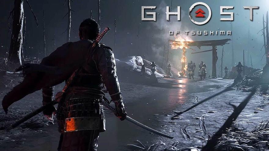 GhostofTsushima_Chollometro_ofertas_juego_Ghost_of_Tsushima