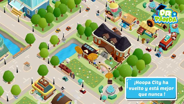 Hoopa City, excelente juego para tus hijos (Android, IOS)