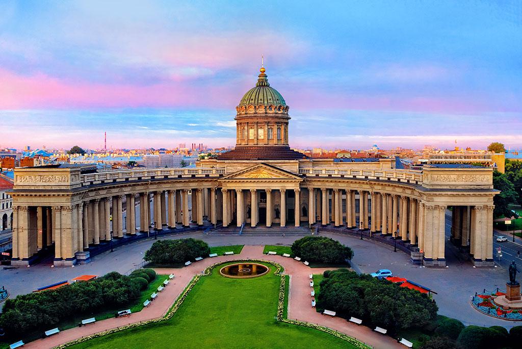 VISADO ELECTRÓNICO (GRATIS) para visitar San Petersburgo y Región de Leningrado