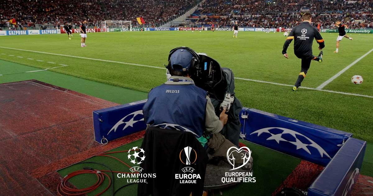 Plataforma GRATUITA Fútbol UEFA TV