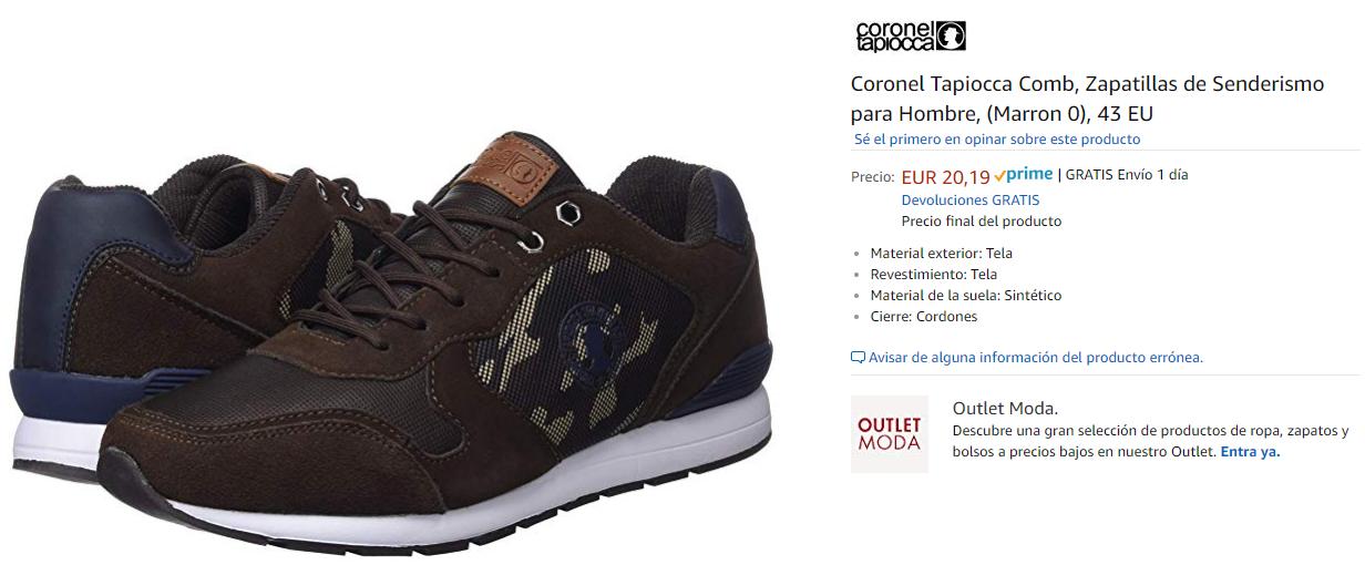 1d3fe4c2b Selección de calzado urbano de marca a PRECIAZOS - chollometro.com