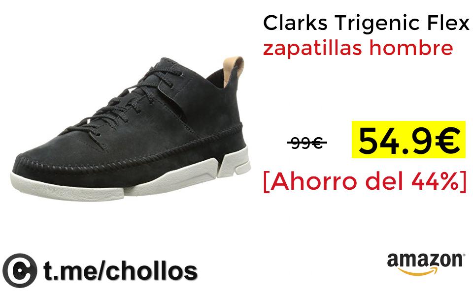 Contribuyente descuento izquierda  reyesdelchollo.com - Clarks Trigenic Flex zapatillas hombre 54.9€ | Foro de  Chollos