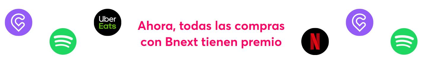 Cabify & Bnext = 12€ descuento + 1000 puntos por viaje