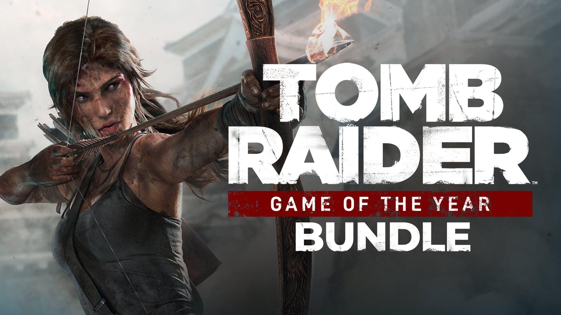PC (STEAM): Tomb Raider GOTY Bundle (juego base + 21 DLCs)