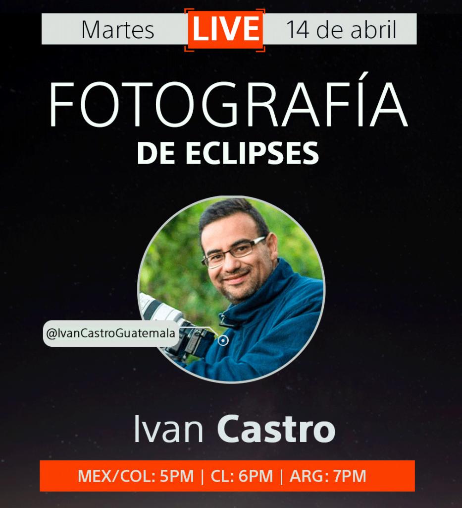 cursos de fotografía de eclipse gratis