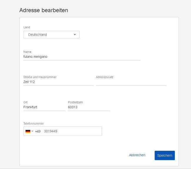5€ GRATIS para ebay.de sin mínimo