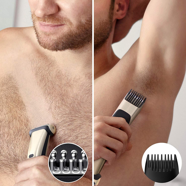 Recorte o afeitado de cualquier zona del cuerpo con seguridad y una  herramienta ... 58d8da10d144