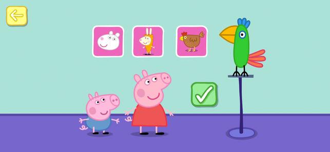 Gratis Peppa Pig: Loro Polly, para que tus hijos disfruten (IOS)