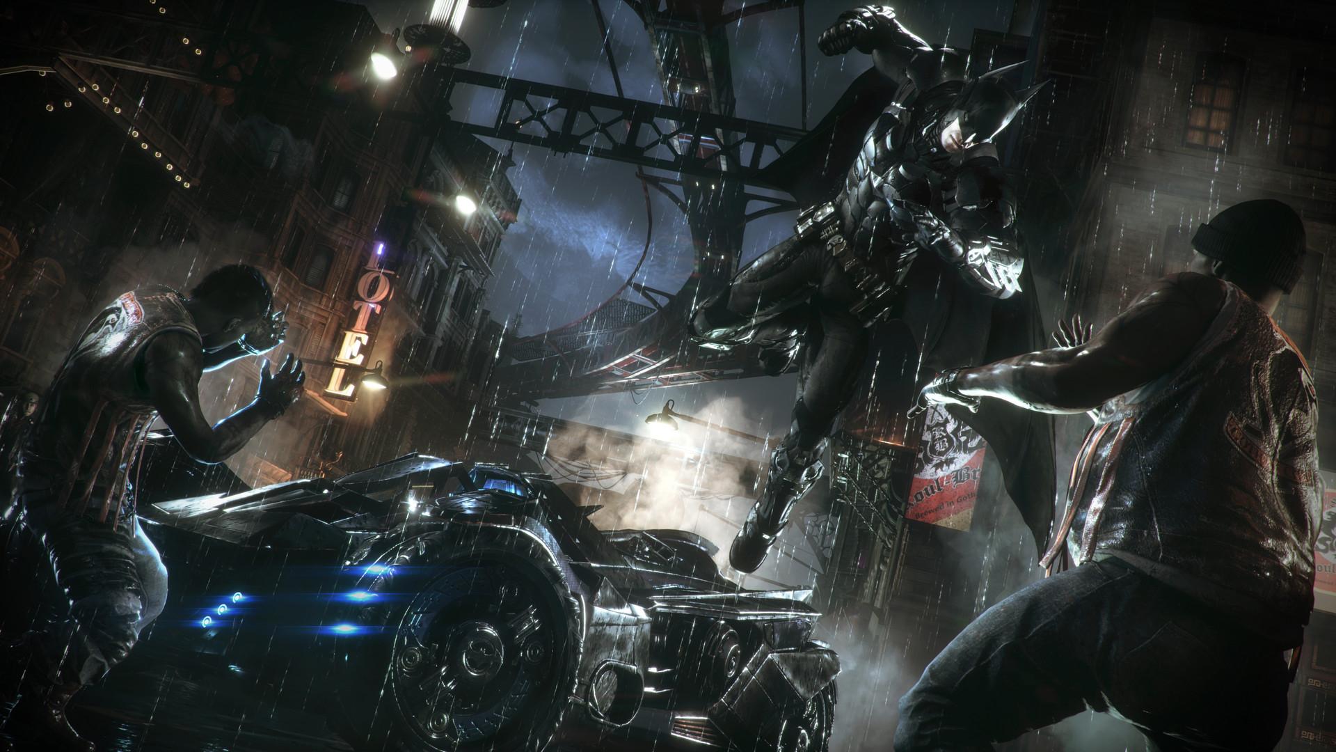 Batman: Arkham Knight (Steam) por solo 2,29€