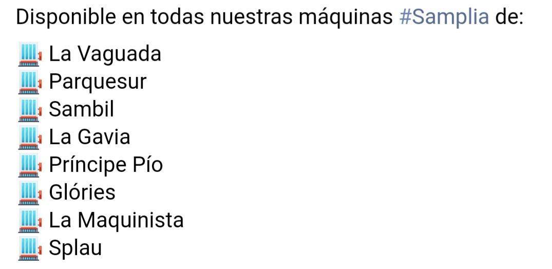 MUESTRA GRATIS LISTERINE GO! TABS SAMPLIA MADRID Y BARCELONA