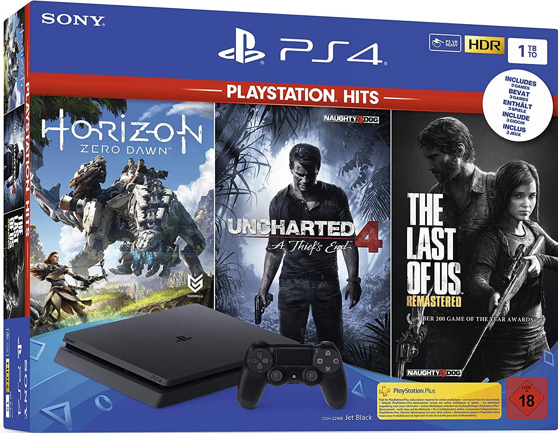 PlayStation 4 - Hits Bundle  de 1TB