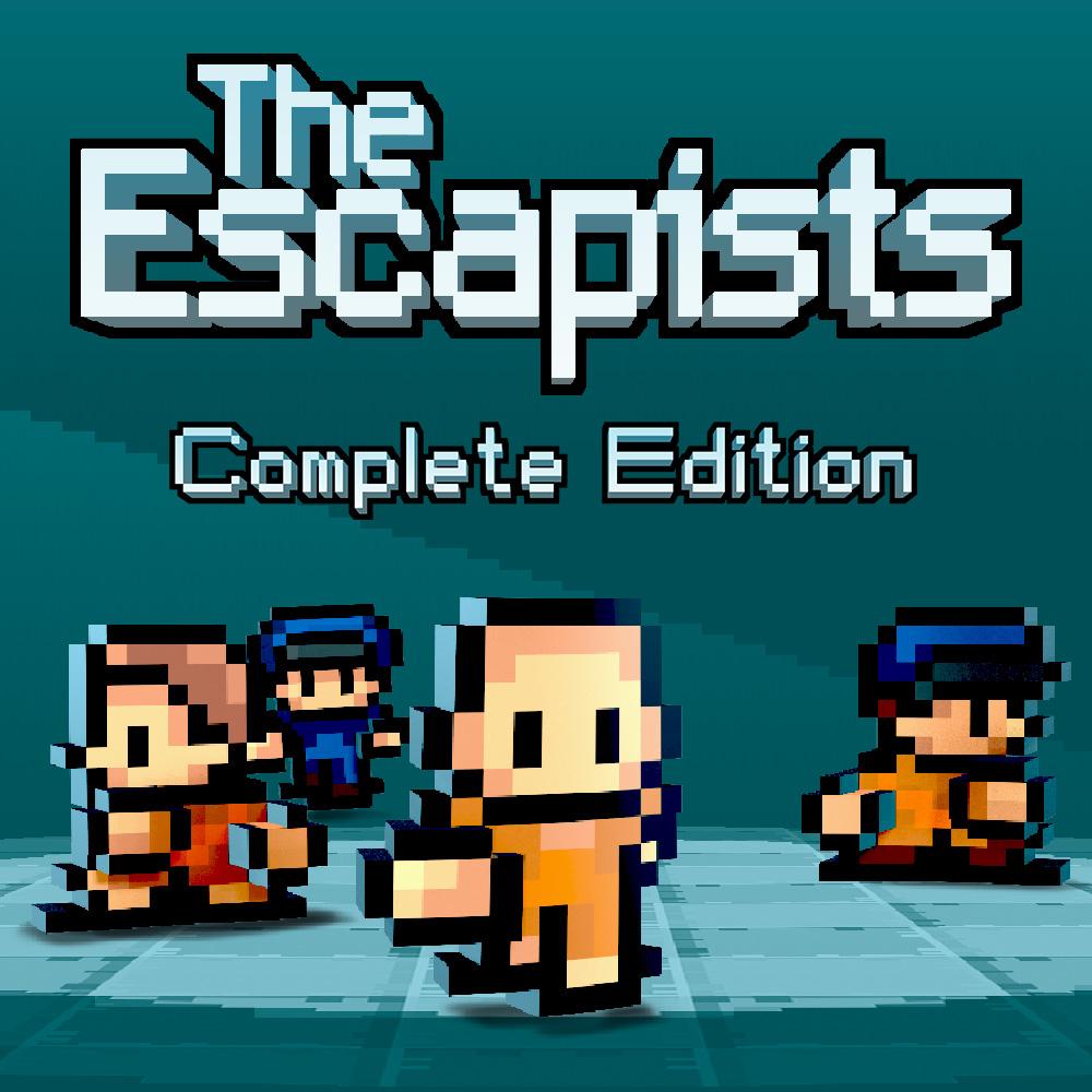 NINTENDO SWITCH: The Escapists: Complete Edition por sólo 2,99€