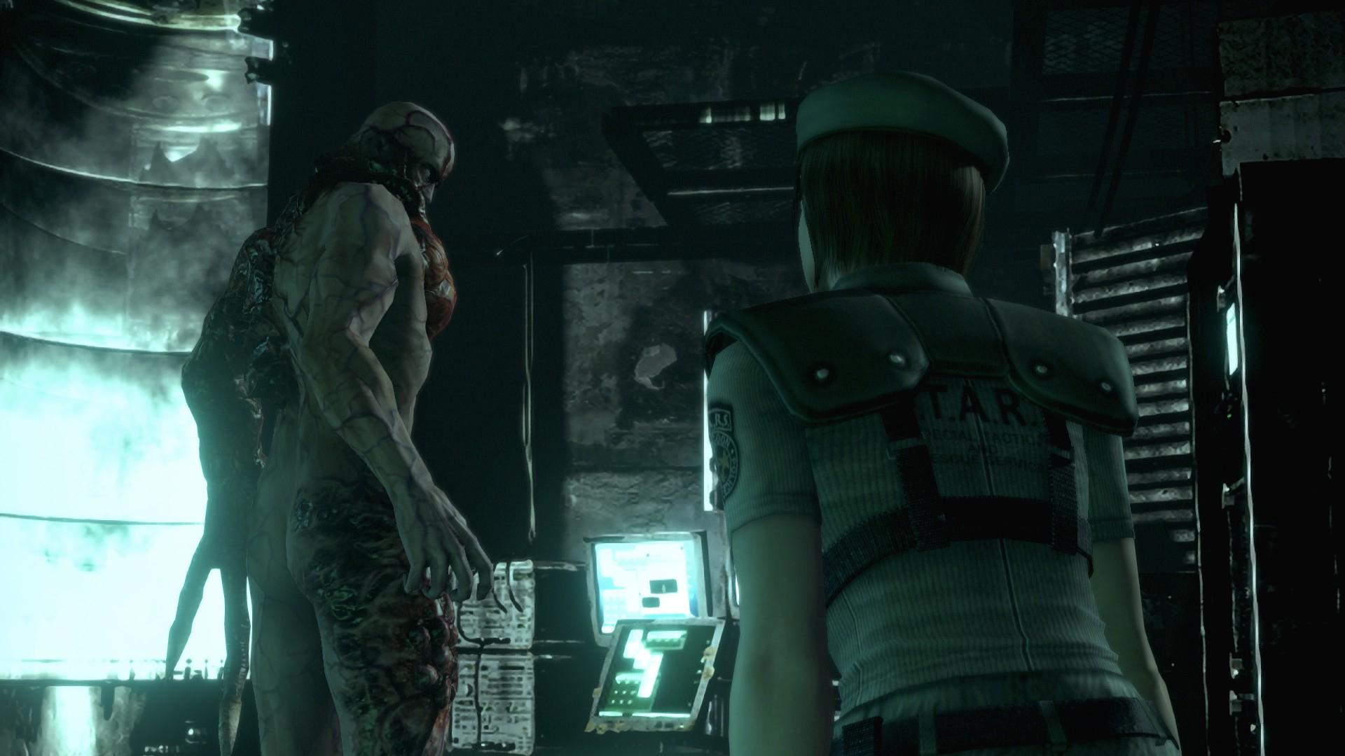 STEAM :: Resident Evil HD Remaster