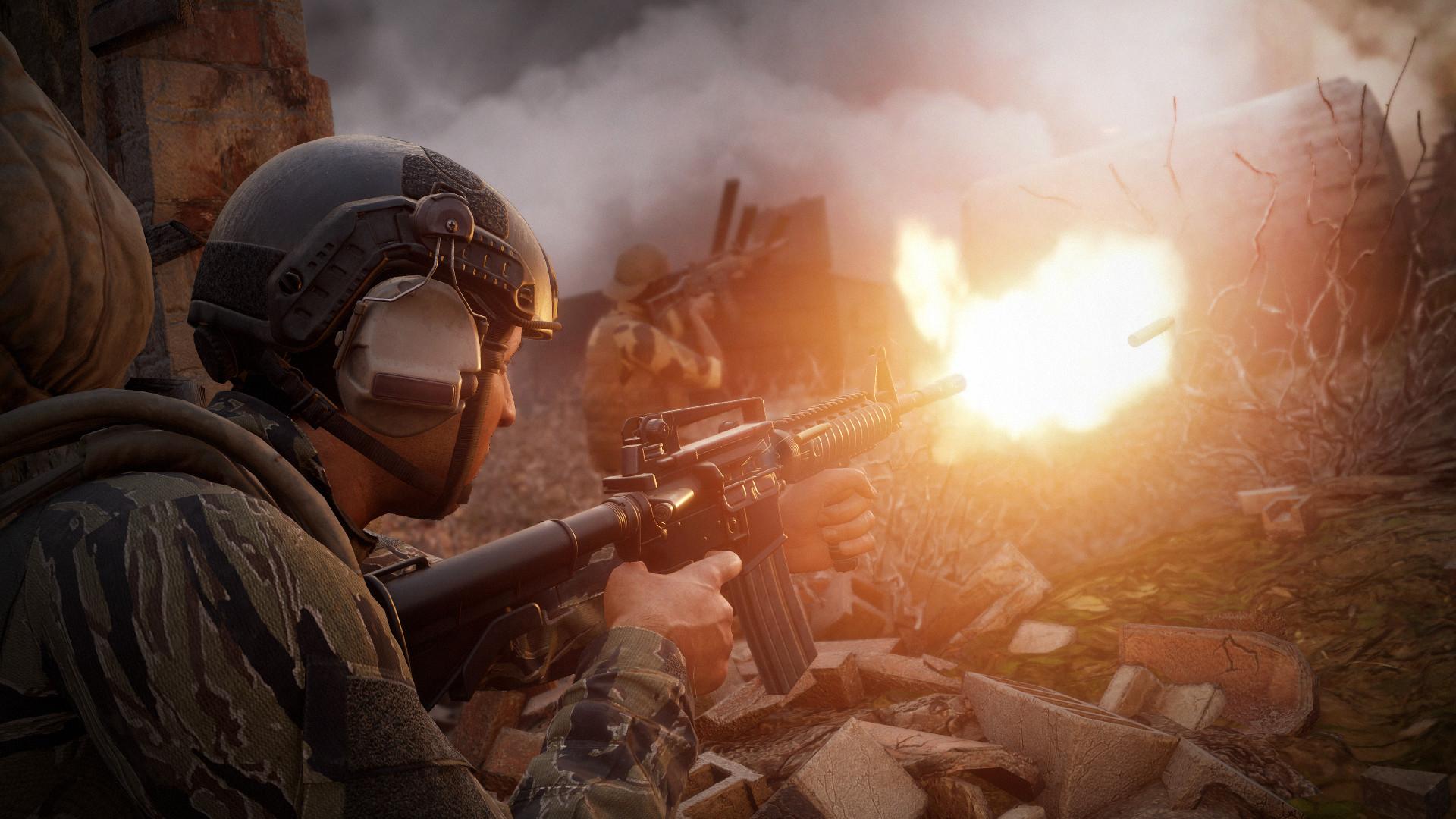 Juega gratis a Insurgency Sandstorm y World War 3 (Steam)