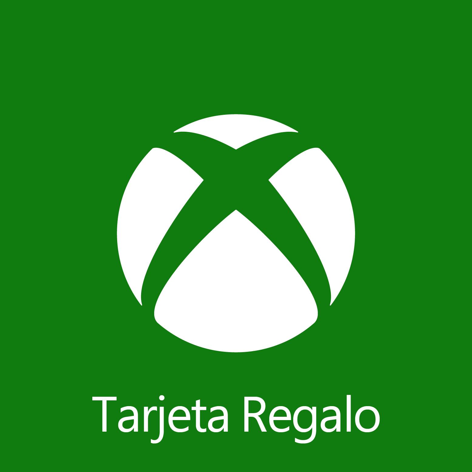 Tarjeta regalo Xbox de 75€
