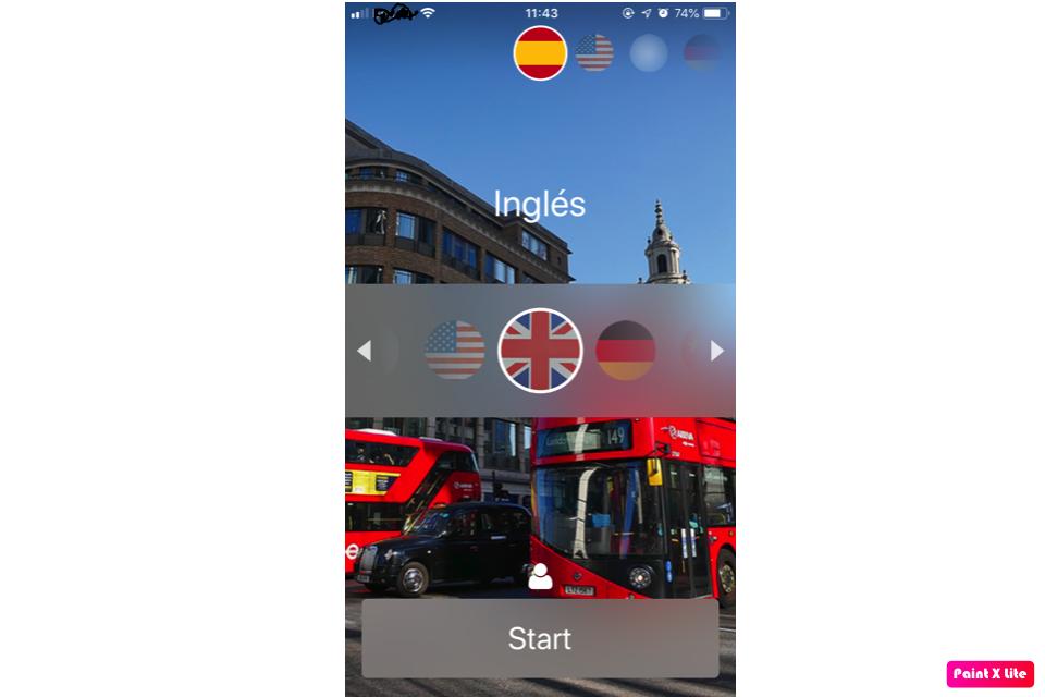 Aprender ingles(gratis) Lengo App (Android & iOS), Precio original: 11 euro
