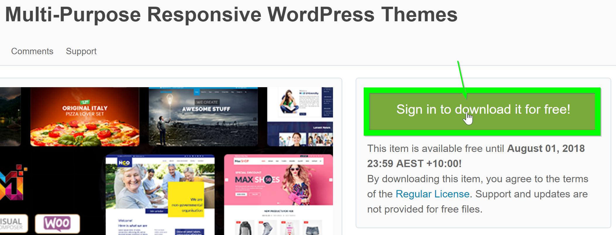4 Temas Wordpress Premium Gratis (Educacional, Multiuso, Diseño ...
