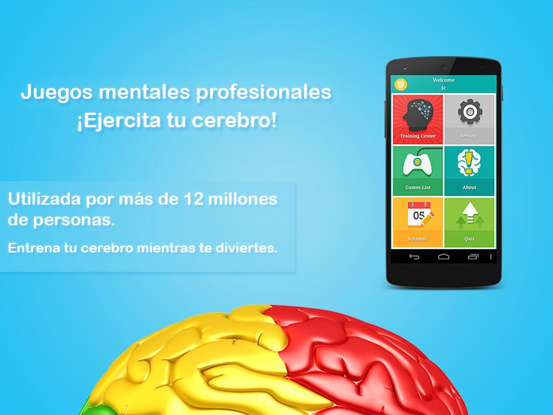 Juegos mentales PRO (Android)