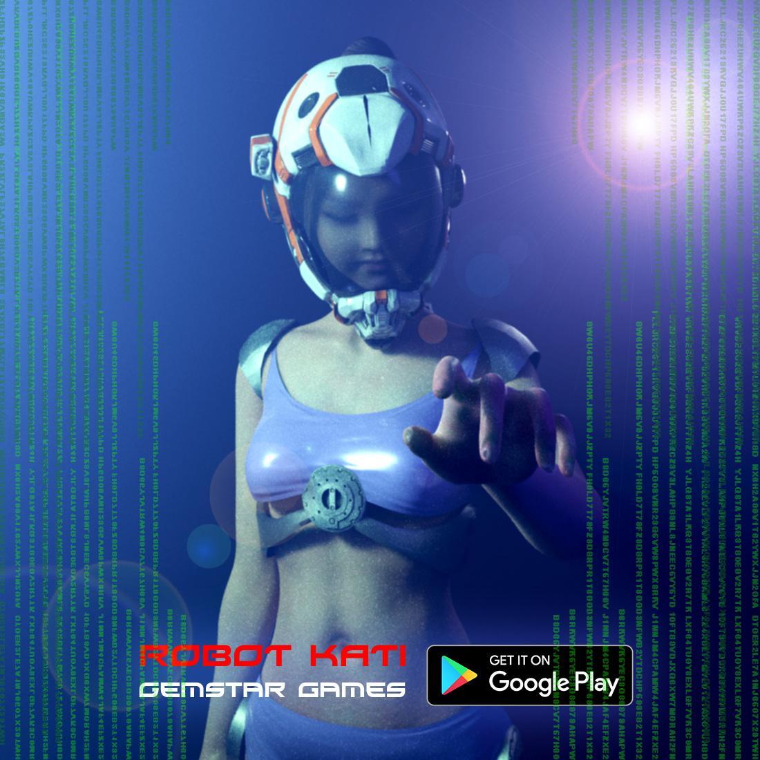 ANDROID: 로봇 캐티 인비테이셔널 (La Robot Kati se lo carga todo) - GRATIS