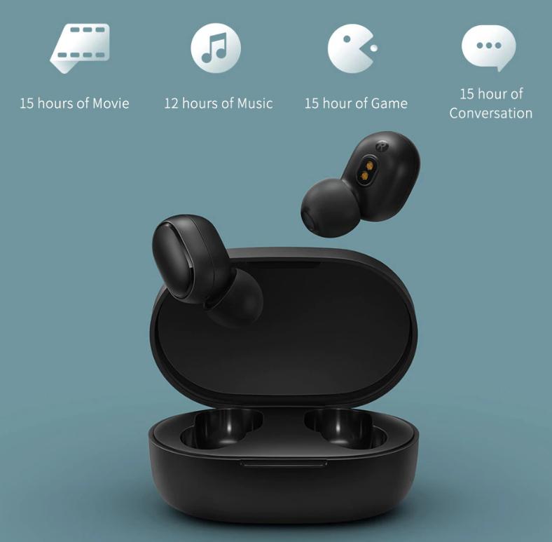 XIAOMI Redmi AIRDOTS Auriculares Bluetooth 5.0 [Desde España]
