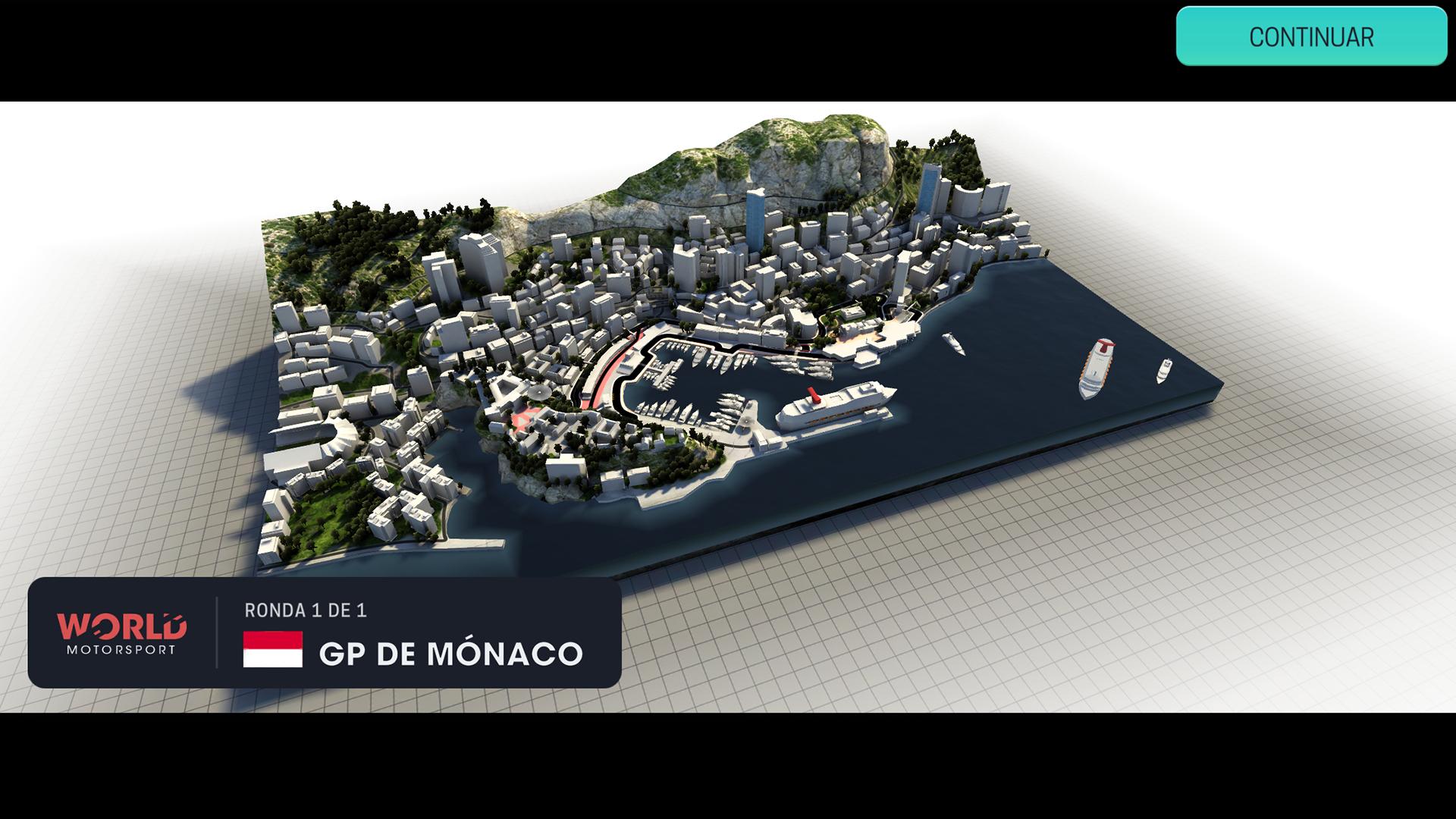 Motorsport Manager Mobile 3, juego para los amantes del automovilismo (Android)