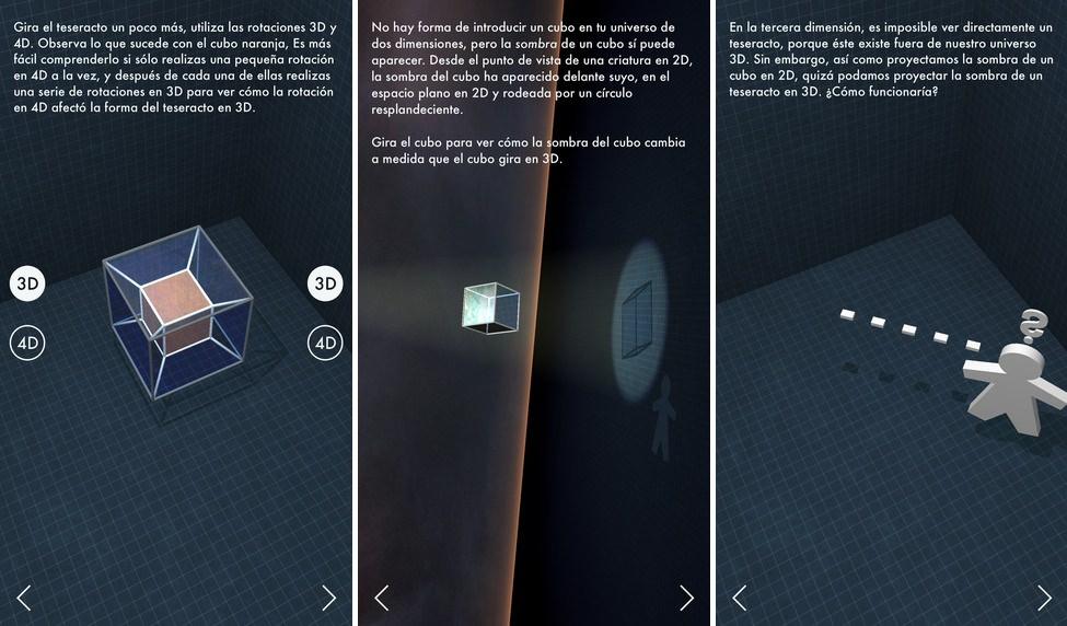 La cuarta dimensión (IOS) - chollometro.com