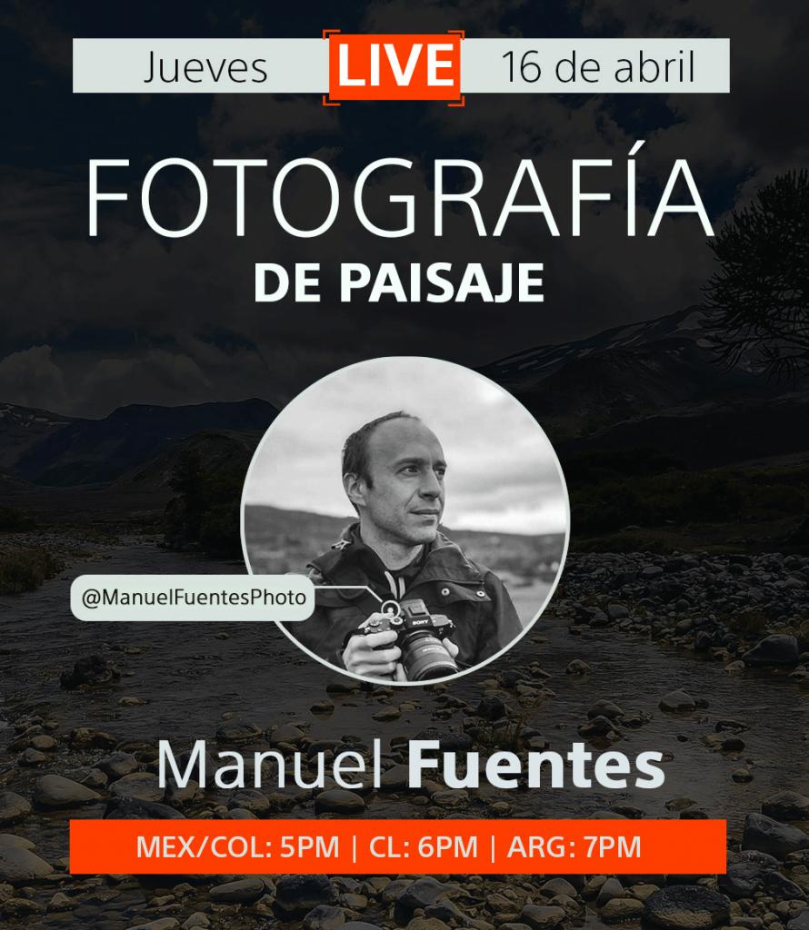 curso de fotografia de paisaje gratis
