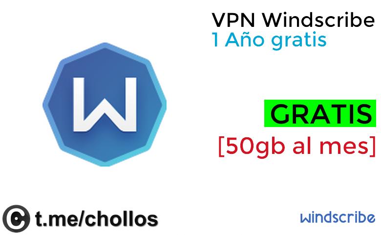 Windscribe 50gb 2019