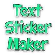 App para crear stickers de texto para WhatsApp GRATIS