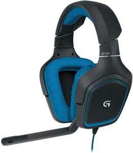 Logitech G430 7.1 por solo 36,76€