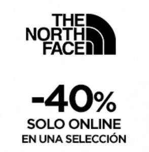 -40% The North Face en El Corte Inglés