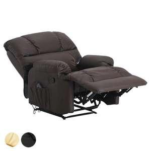 Sillón butacón de masaje con 8 motores de vibración