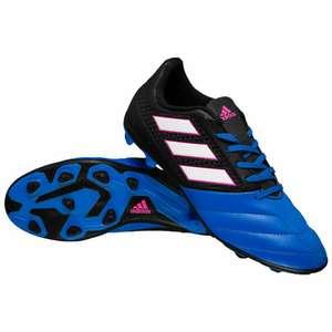 Botas de fútbol adidas ACE 17.4 FxG para niños BB5592