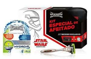 Set afeitado Wilkinson Sword Hydro 5 [Edición Star Wars]