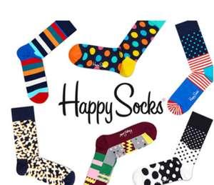 Happy Socks - 30% + 10% nuevos usuarios + envio gratis