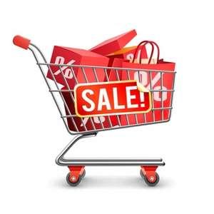 Pack de muestras de productos con reembolso o gratis