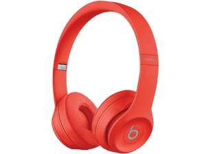 Beats solo 3 auriculares bluetooth con 40h de Autonomía (Rojo,azul, verde y negro)