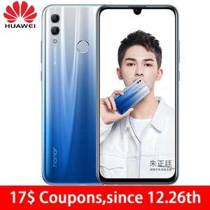 Huawei Honor 10 Lite 4/64 black