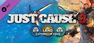 Just Cause 3 DLC: Air, Land & Sea Expansion Pass (Steam) GRATIS
