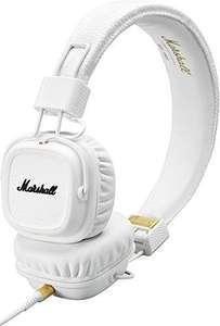 Marshall Major II - White - Auriculares de diadema (Con cable) 50% Descuento
